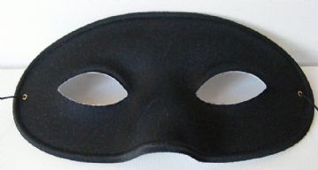 Black  OR white Eye Mask